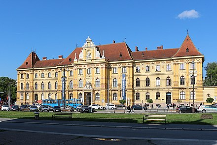 Museum of Arts and Crafts Arts and Crafts Museum in Zagreb 02.jpg