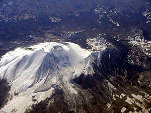 Mount Asama - Viewed from the North