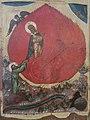 Ascension d'Elie au ciel sur un char de feu.jpg