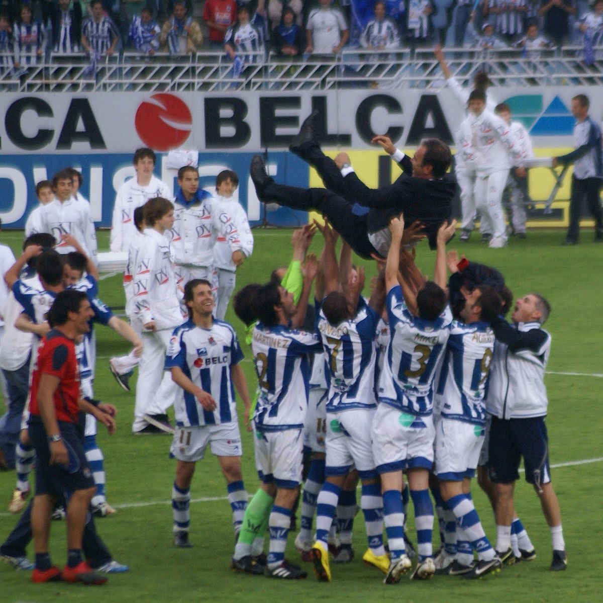 Real Sociedad U2013 Wikipedia Wolna Encyklopedia