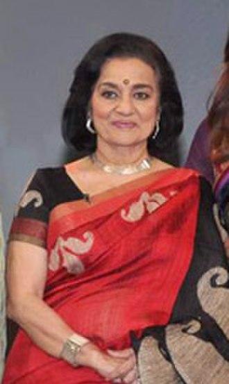 Asha Parekh - Parekh in 2012