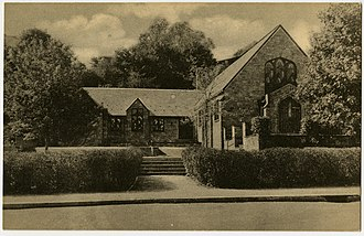 Ashland, Pennsylvania - The former First Presbyterian Church, now known as the Methodist Presbyterian Church