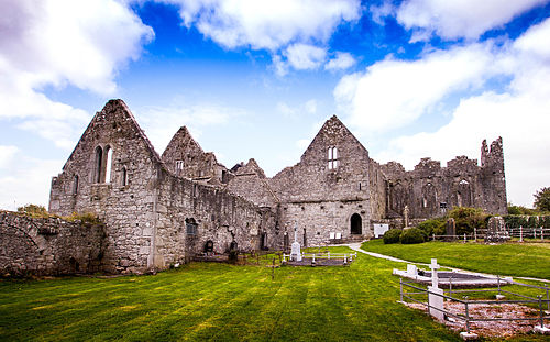 Monasternagalliaghduff in Rathkeale, Ireland   Wander