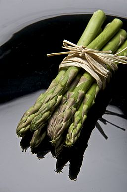 Asparagus on Black (4318038173)