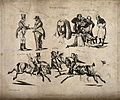Aspects of life expressed as symptoms. Soft-ground etching b Wellcome V0010986.jpg