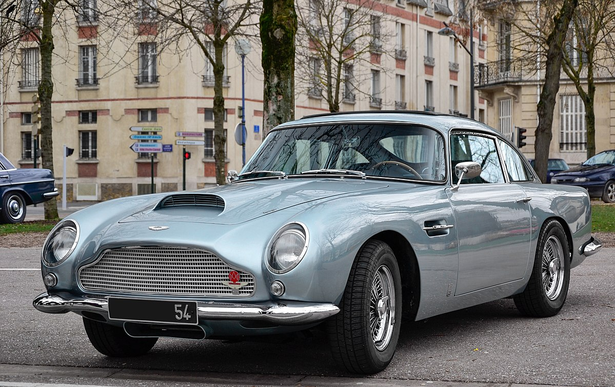 aston martin db5 wikip dia. Black Bedroom Furniture Sets. Home Design Ideas