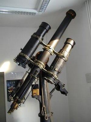Astrograph - Image: Astrograph in Heidelberg Königstuhl