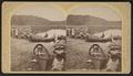 At Martin's, Saranac Lake, Sept. 28, 1878, by Stoddard, Seneca Ray, 1844-1917 , 1844-1917.png