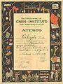 Atesto Cseh-kurso Frida Verheye Oostende 1936.jpg