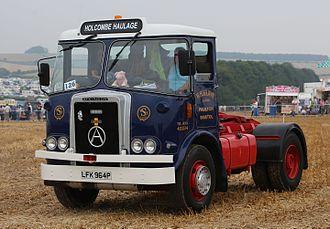 Seddon Atkinson - A 1975 Atkinson Borderer