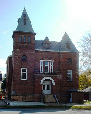 Atkinson Hall (Geneseo, Illinois) - Atkinson Hall built in 1892