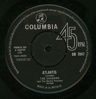 Atlantis (instrumental) - Image: Atlantis EP