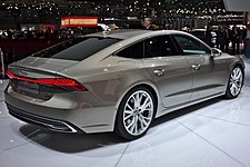 Audi A7 Wikipedia Wolna Encyklopedia