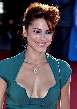 Audrey Dana - Audrey Dana in 2012