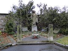 August Ferdinand Anackers Grab auf dem Donatsfriedhof (Quelle: Wikimedia)