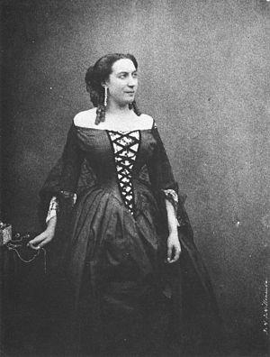Joséphine-Félicité-Augustine Brohan - Augustine Brohan