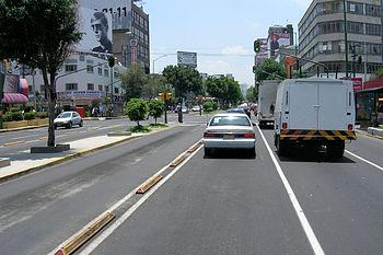 Avenida de los Insurgentes