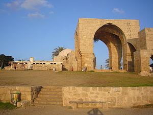 Az-Zeeb - Built remains of az-Zeeb