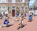 Azteken die dansen uit Mexico in Spijkenisse.jpg