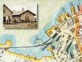 B&MLRR Belfast, ME Yard Map 1875.jpg
