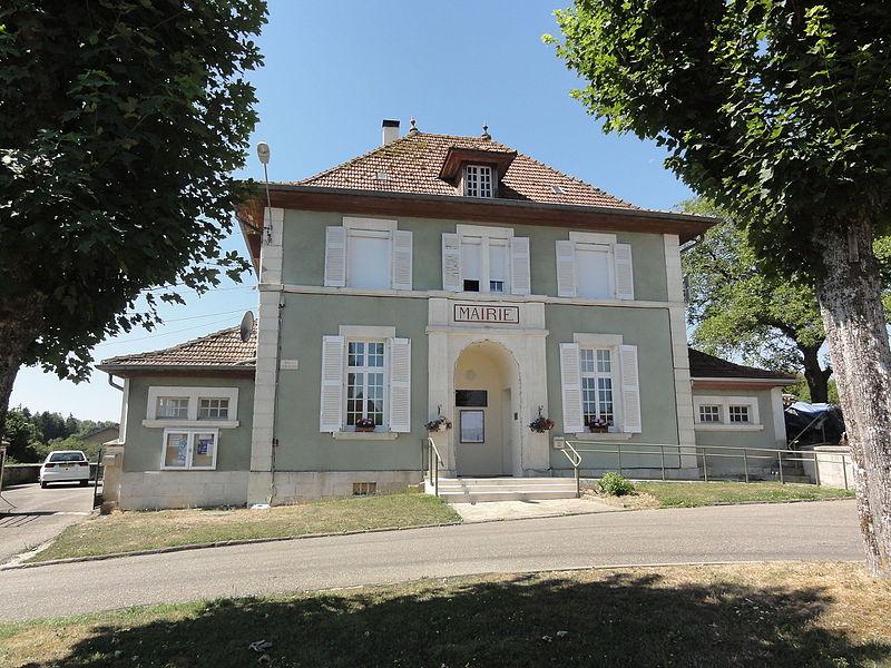 Béthincourt (Meuse) mairie