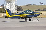 BAE Systems Australia (VH-PGH) New Zealand Aerospace CT-4A Airtrainer taxiing at Wagga Wagga Airport (1).jpg