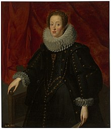 Leonor de Mantua, 1631