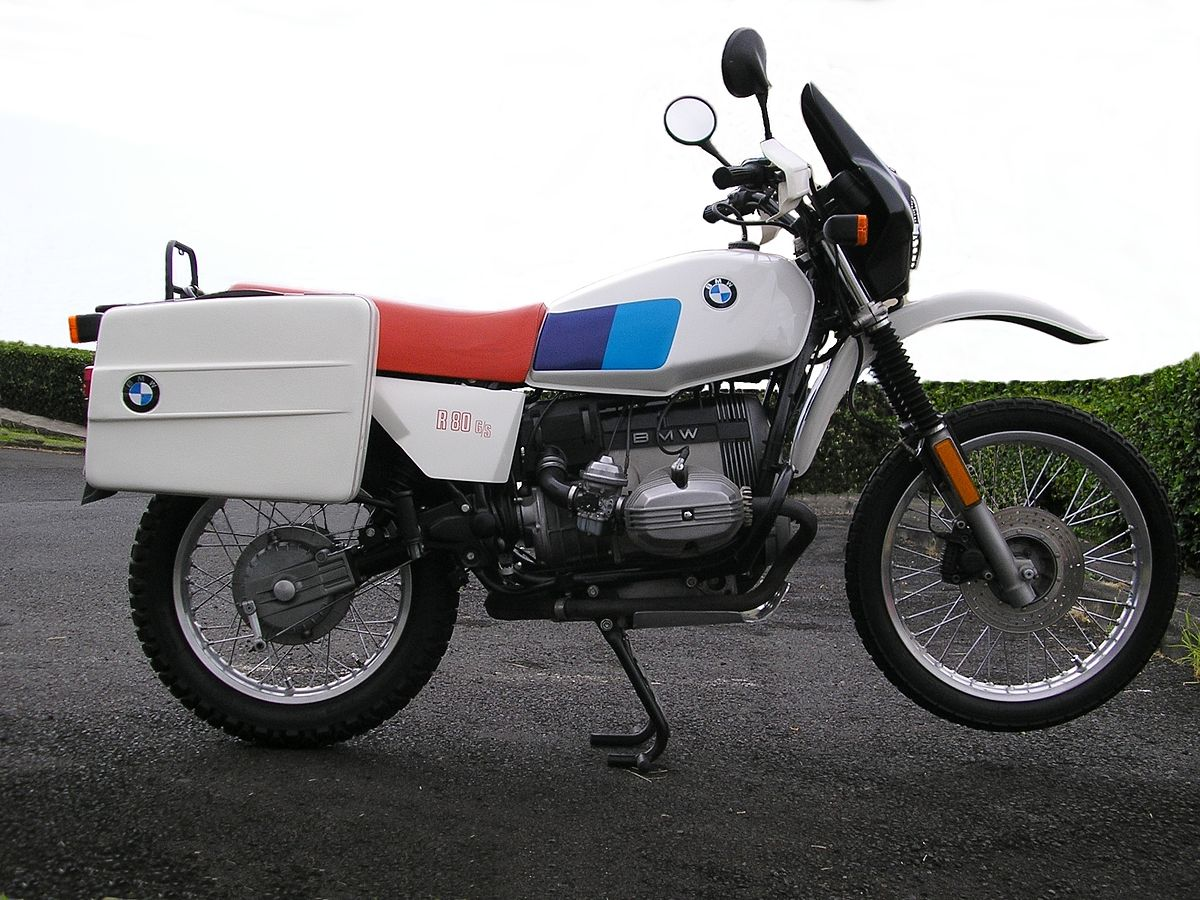 Bmw R80g S Wikipedia 2000 R850c And R1200c Electrical System