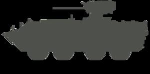 BTR-4 - BTR-4 with Grom module