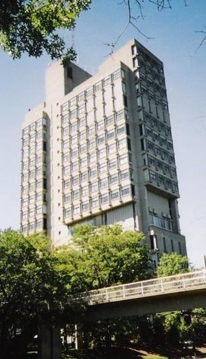 Boston University School of Law - BU Law Tower