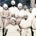 Babasaheb with his followers from Panjab.jpg