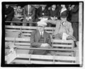Babe ruth in stands.tif