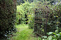 Back garden gate Clavering Essex England.jpg