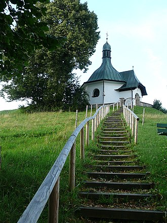Bad Bayersoien - Image: Bad Bayersoien Chapelle 30407