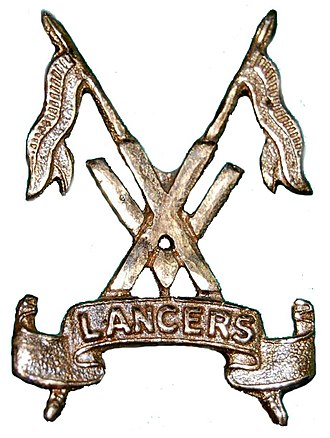 15th Lancers - Image: Badge of 15th Lancers (Baloch)