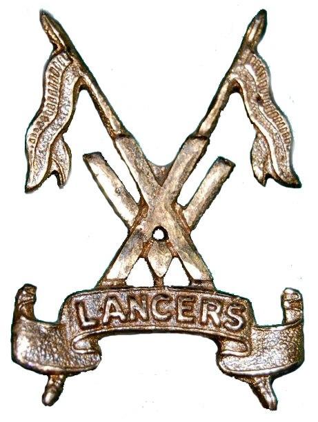 Badge of 15th Lancers (Baloch)