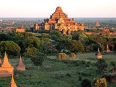 I templi della capitale del regno, Pagan