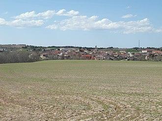 Bahabón de Esgueva - View of Bahabón de Esgueva, 2013