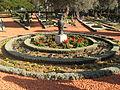 Bahai gardens 2, Haifa, Israel.JPG
