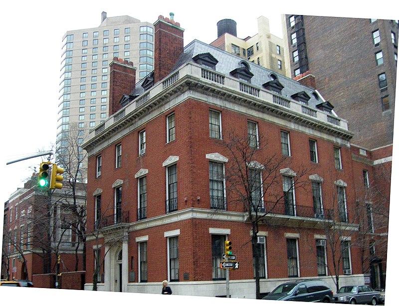 В Нью-Йорке почтили память Княгини Джанет Романовой