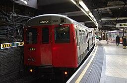 Baker Street tube station MMB 04
