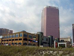 Bally S Atlantic City Deluxe Tower Room