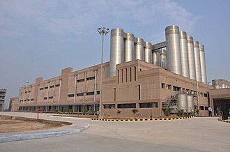 Faridabad - Amul Banas Dairy