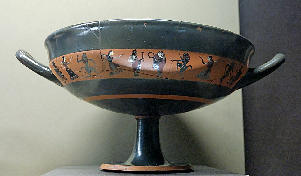 Band cup Louvre F75