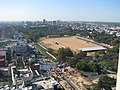 Bangalore Aerial view from MG road Utility Building 5.jpg