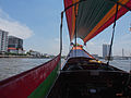 Bangkok along the Chao Phraya and Wat Arun (14881740197).jpg