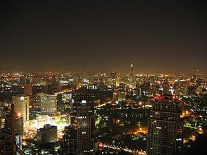Bangkok nighttime