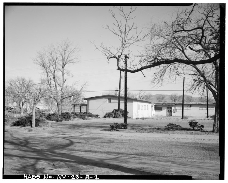 Hawthorne County Building