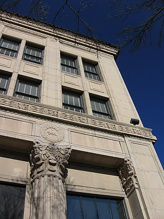 National Register of Historic Places listings in Merced County, California - Image: Bank of Italy Merced facade remade