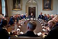 Barack Obama meets Combatant Commanders in the Cabinet Room.jpg
